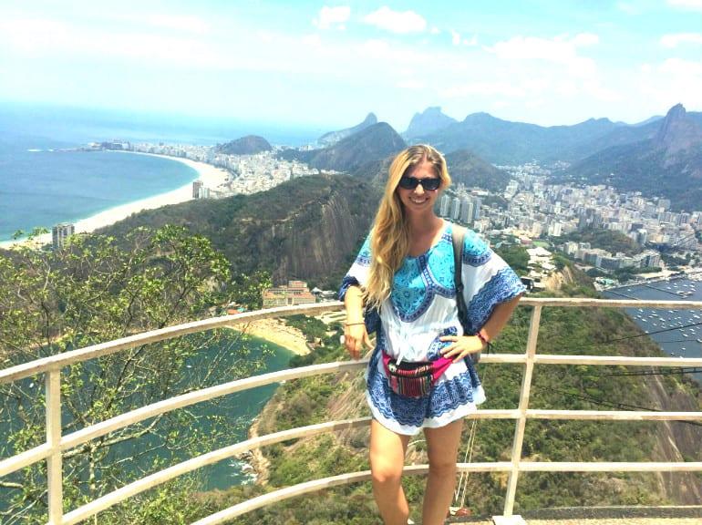 Gruß aus Rio