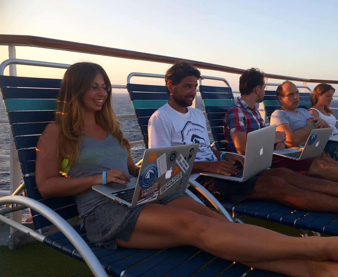 Nomad Cruise Part 2: Business is Business!