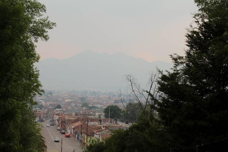 Ausblick Guadalupe