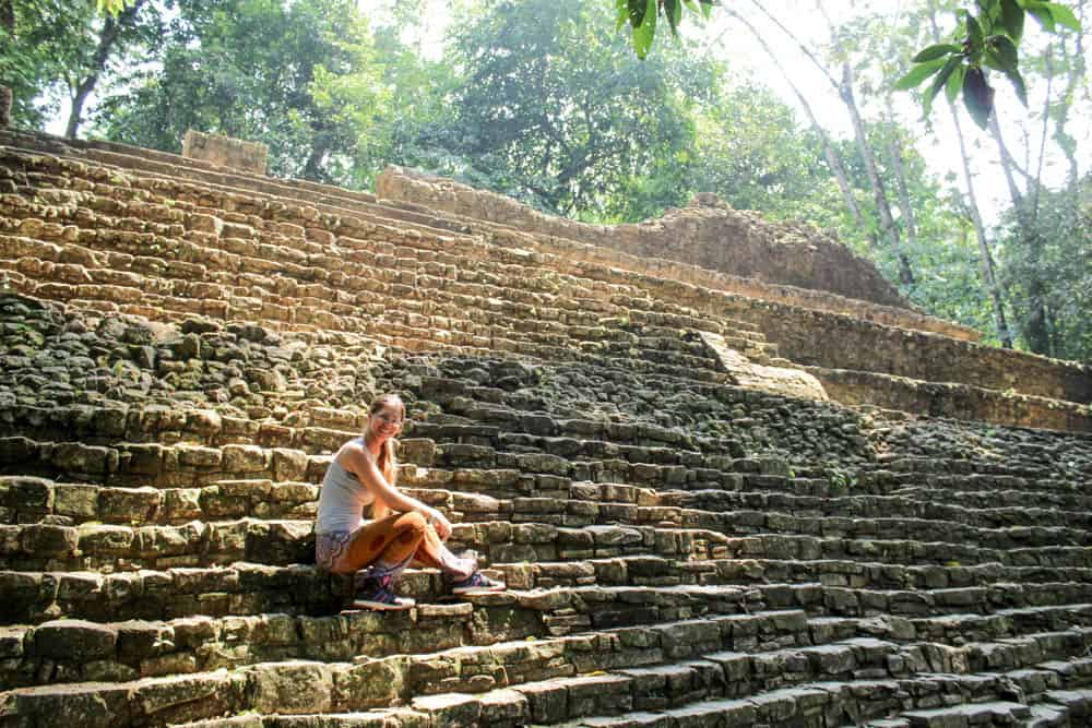 Palenque – Of Maya Ruins and Waterfalls