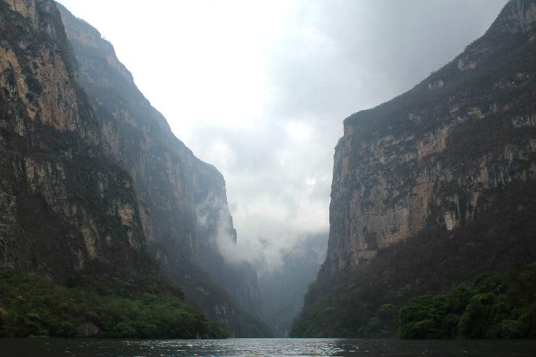 Der Sumidero Canyon