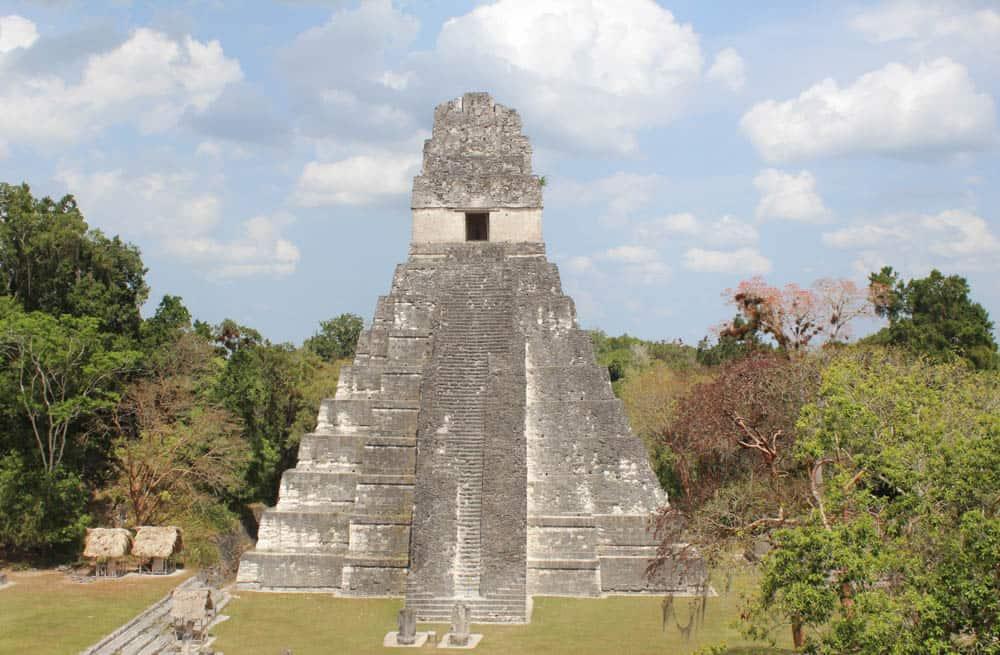 Der Tempel des Großen Jaguar