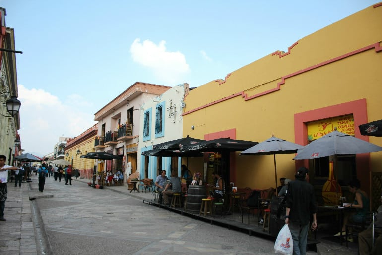 Fußgängerzone San Cristóbal