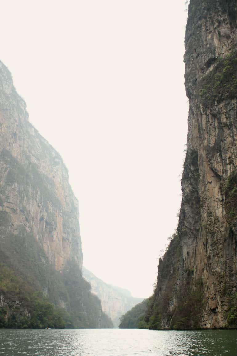 Im Sumidero Canyon