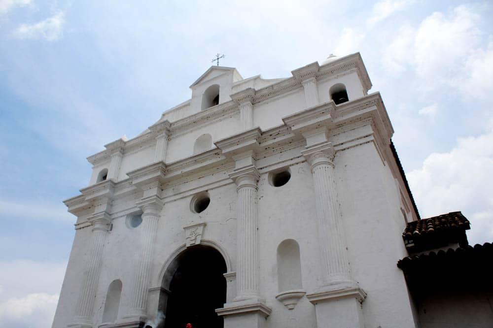 Kirche Chichicastenango