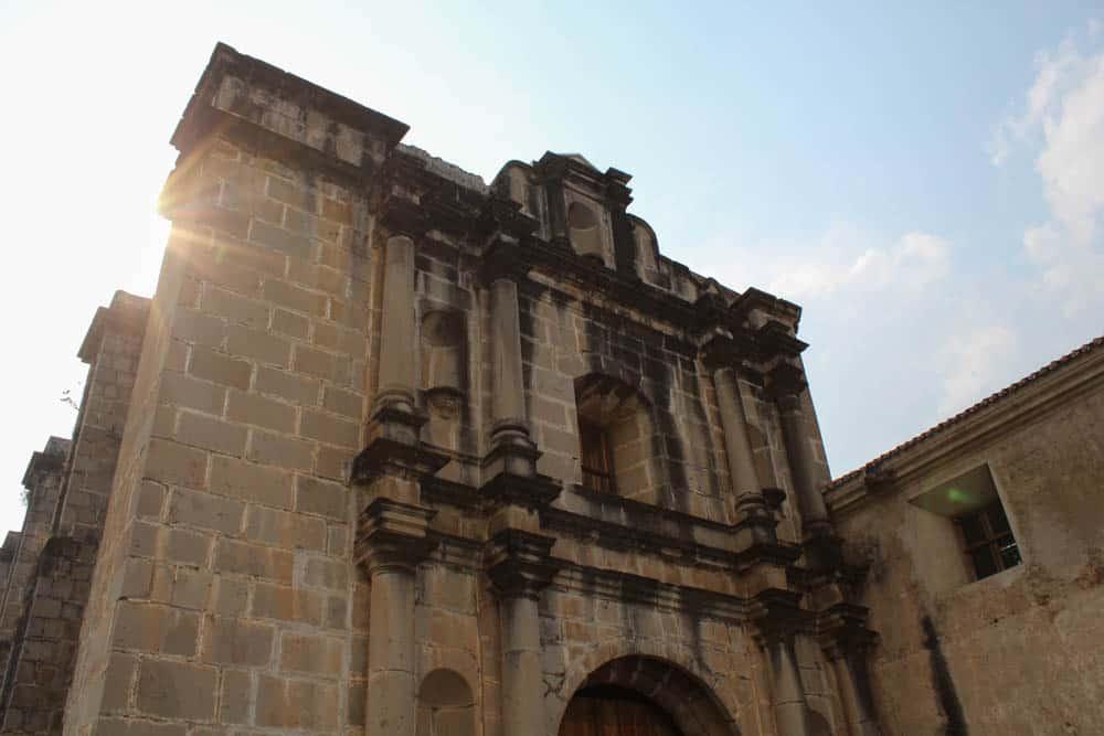 Kirche in Antigua Guatemala