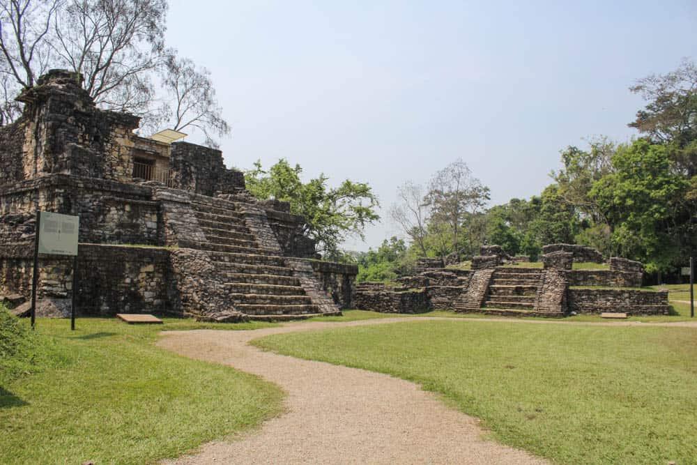 Maya-Ruinen in Palenque