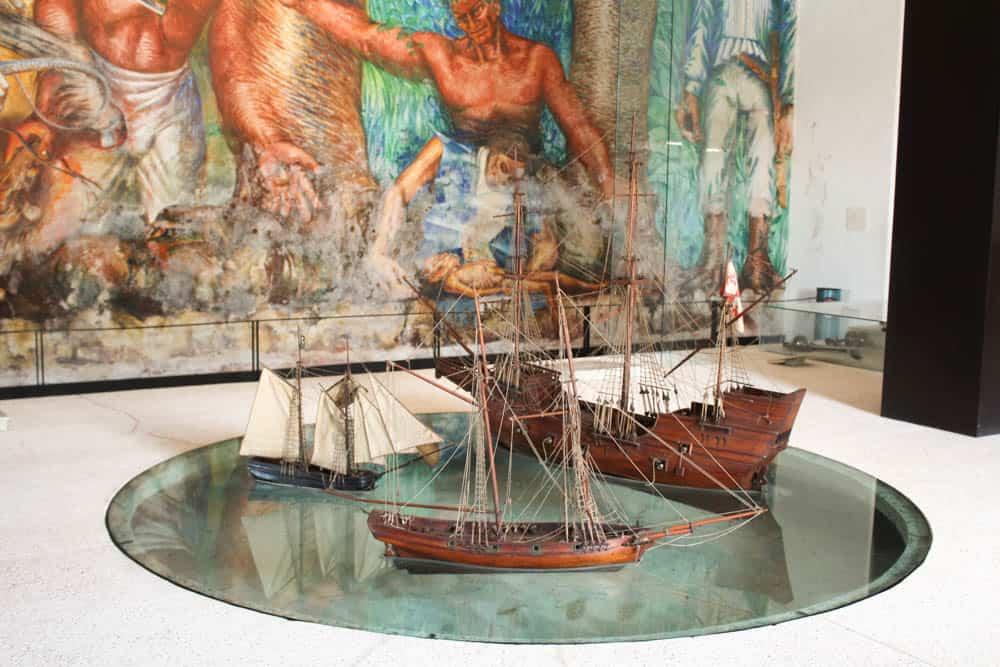 Museum im Fuerte San Felipe