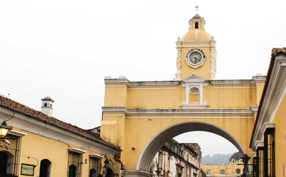 Torbogen Antigua Guatemala