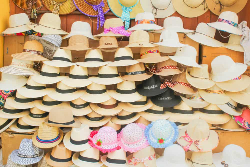 Hüte Cartagena