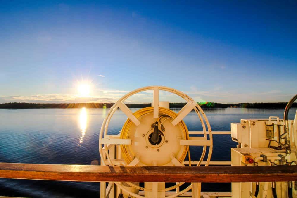 Die Triangle City Cruise von Tallink Silja: Städtereisen mal anders