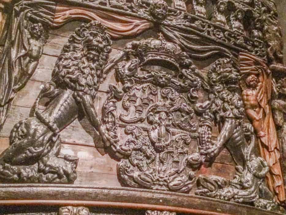 Vasa Detail