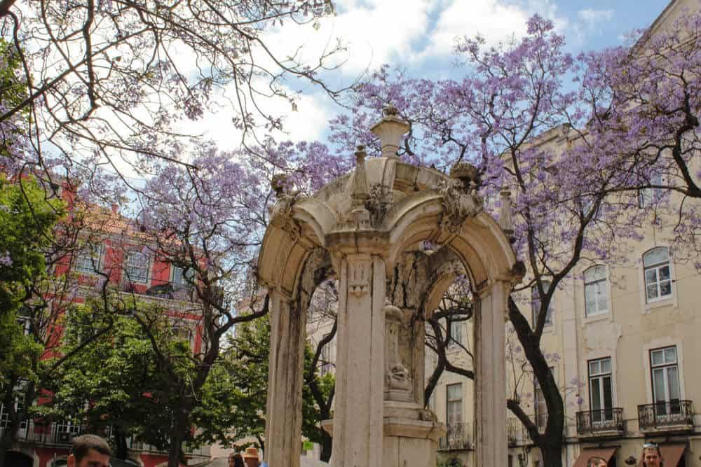 In Lissabon