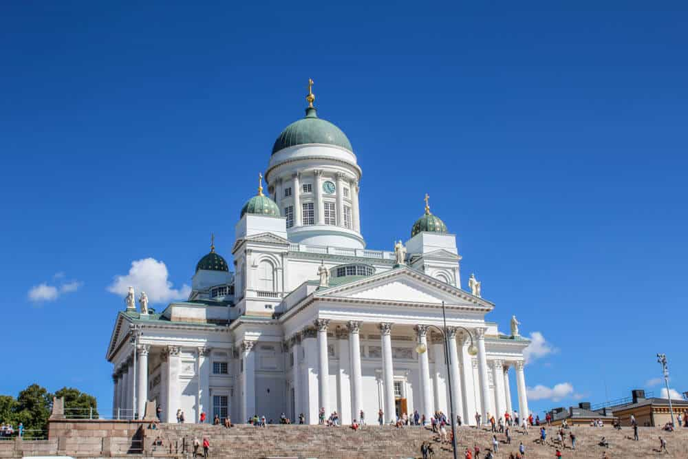The Dome of Helsinki - Kathedrale Helsinki