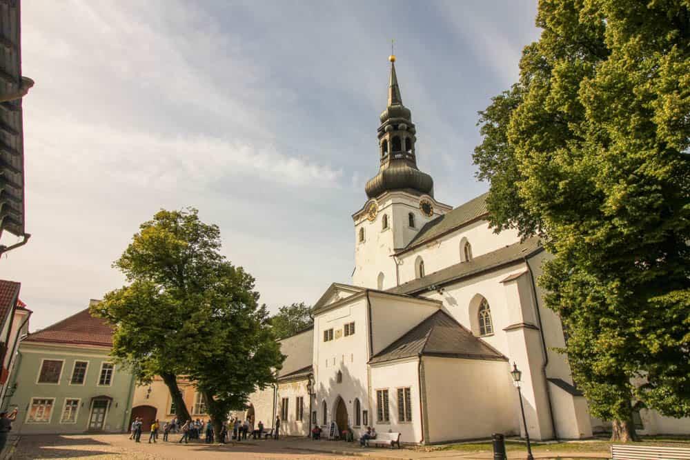Dom in Tallinn