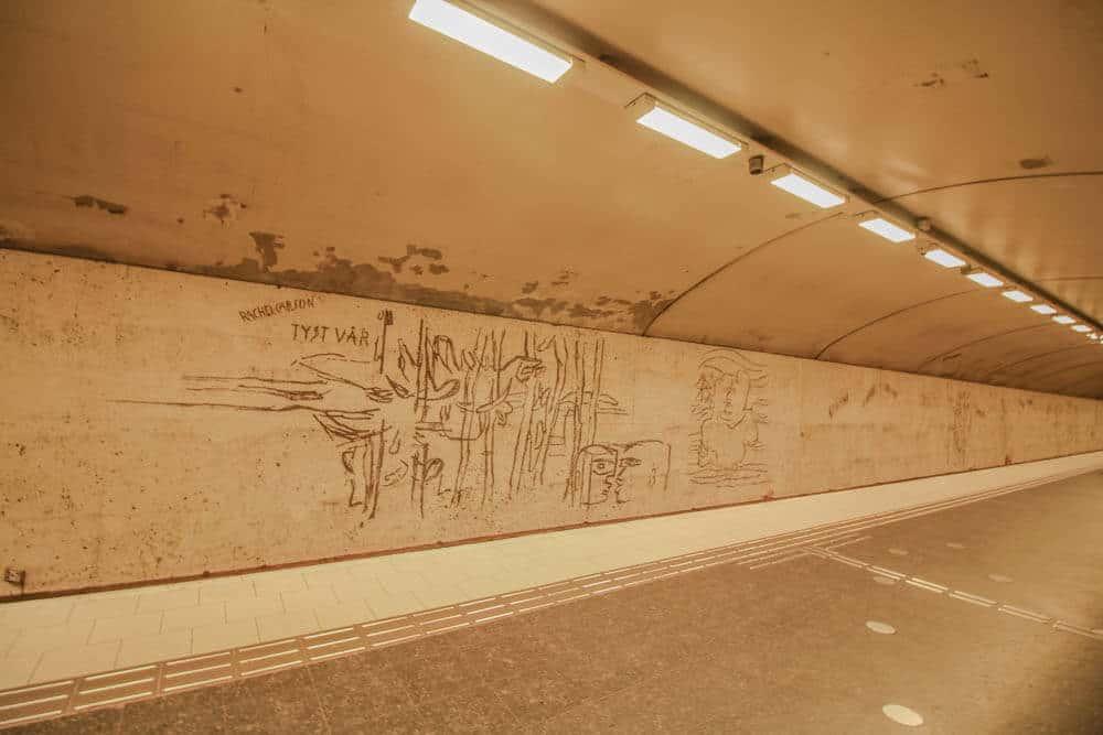 Metrostation Östermalmstorg