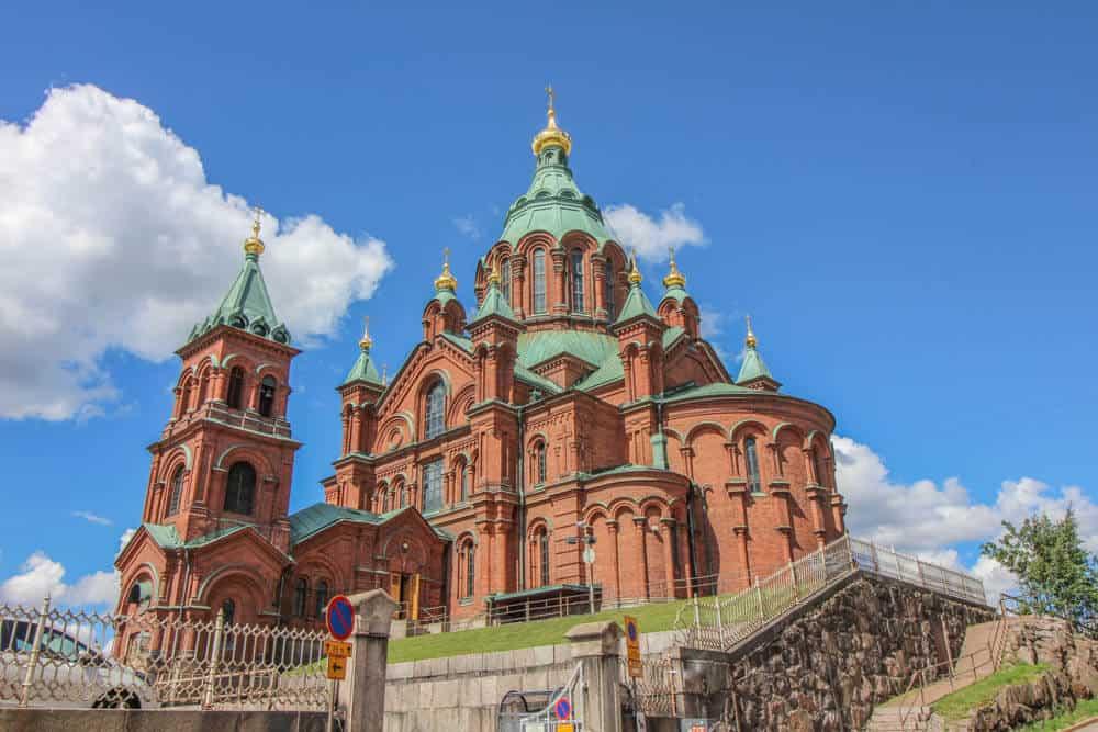 Die orthodoxeKathedrale