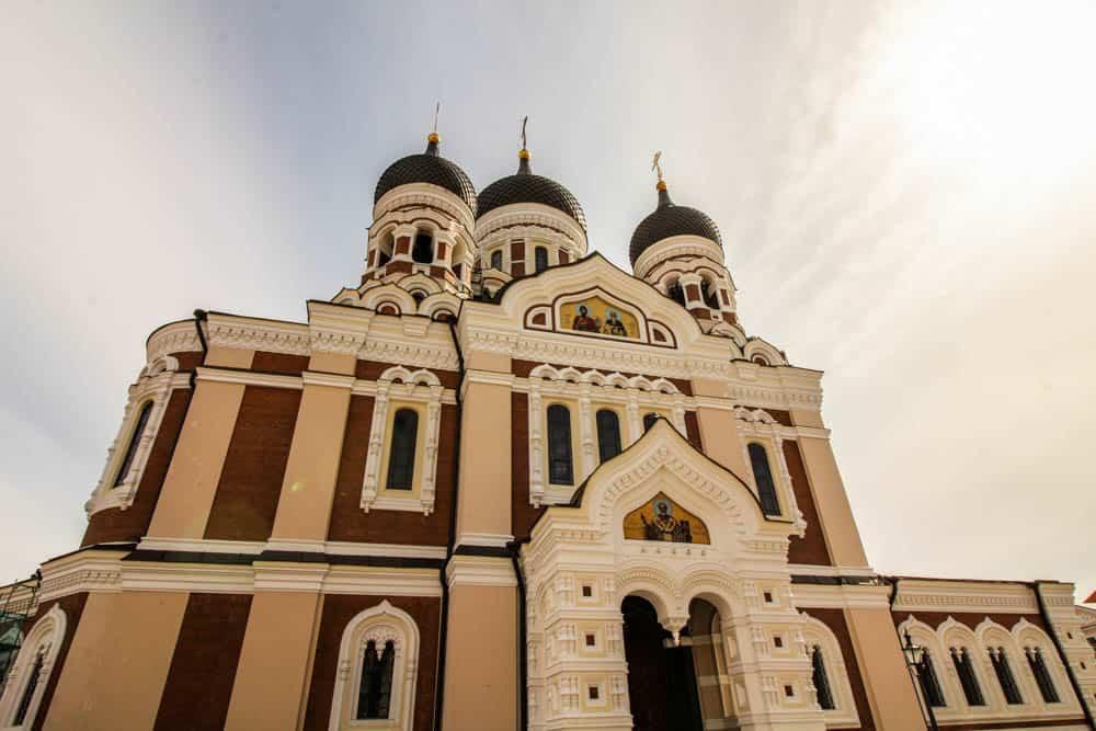 Orthodoxe Kirche Tallinn
