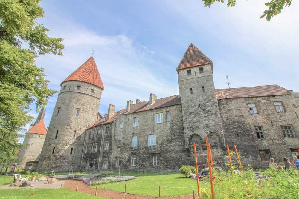 Stadtmauern Tallinn