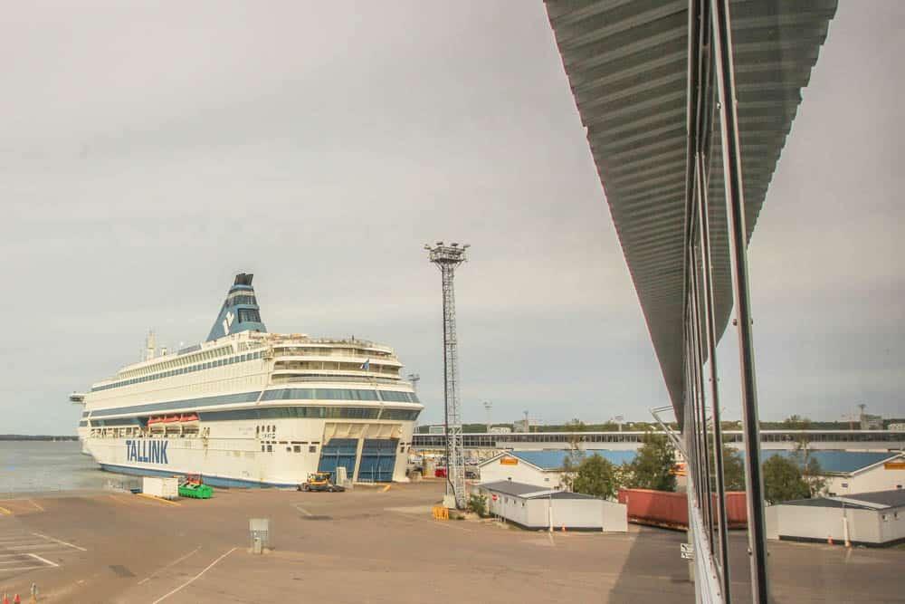 Tallink Silja Kreuzfahrtschiff
