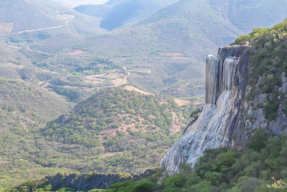 Wasserfall Hierve el Agua