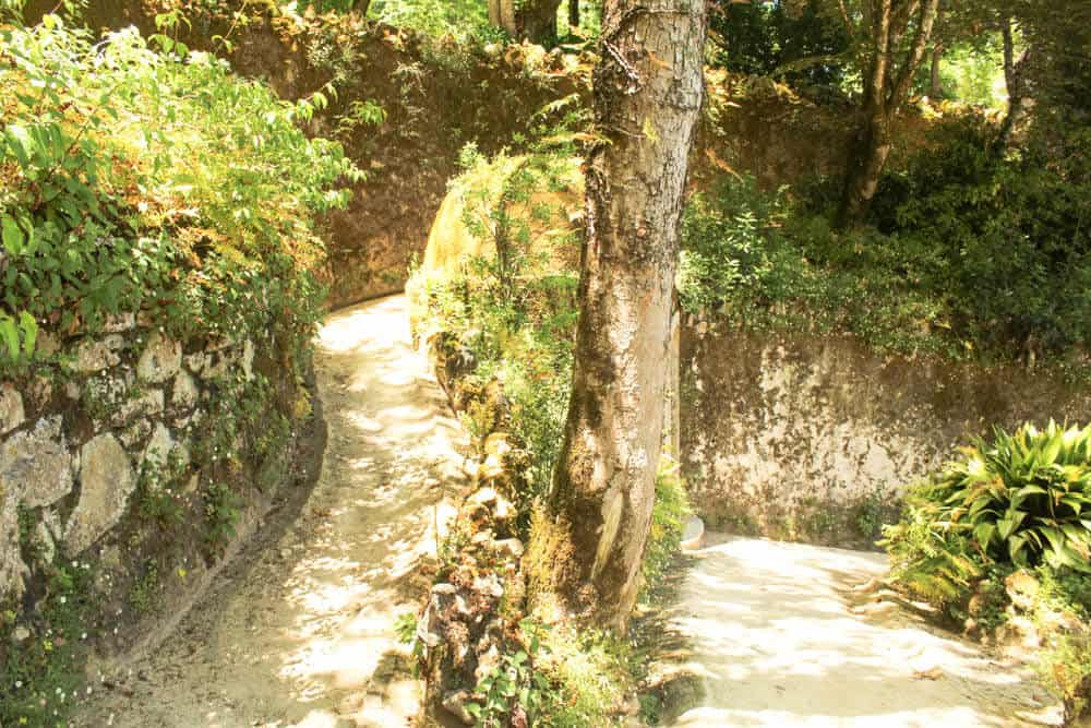 Wege Quinta da Regaleira