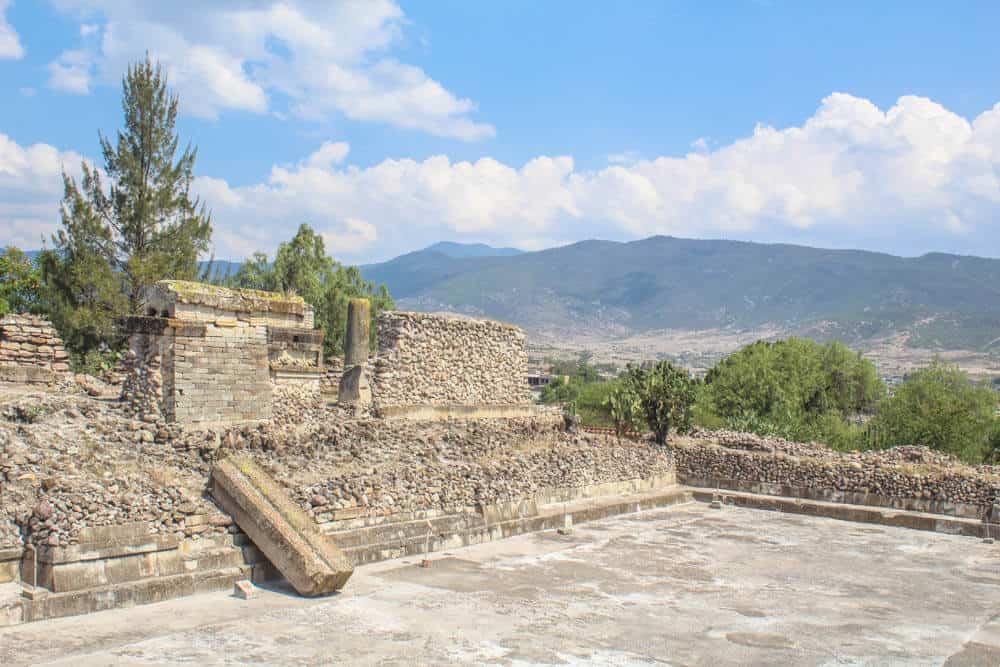 Zapoteken Ruinen Mitla