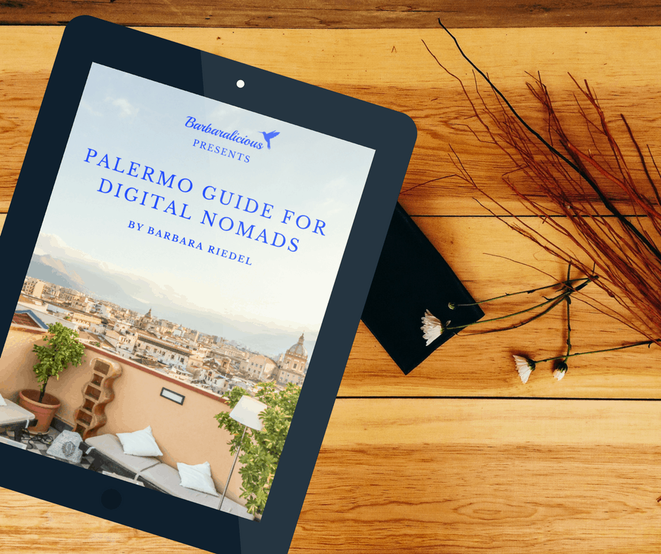 Palermo Guide for Digital Nomads iPad