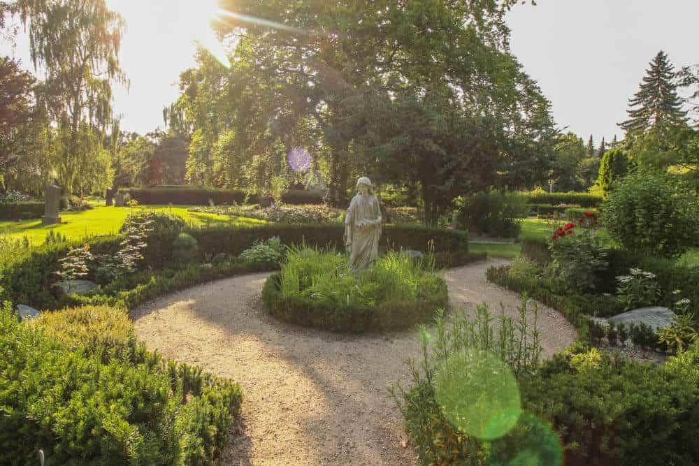Friedhof Kopenhagen