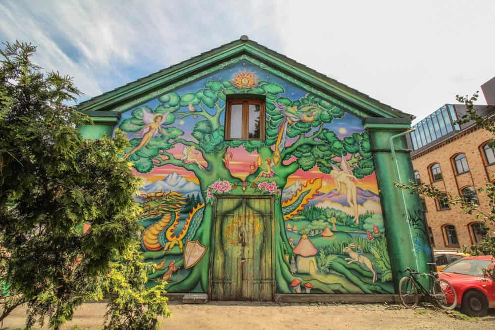 Haus in Christiania