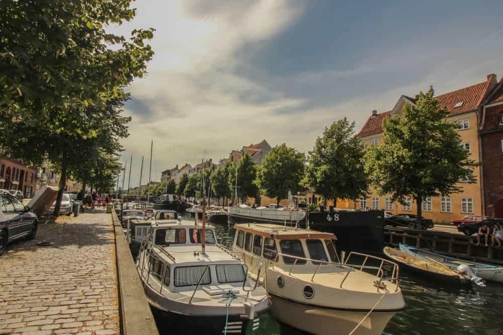 Kanal Kopenhagen