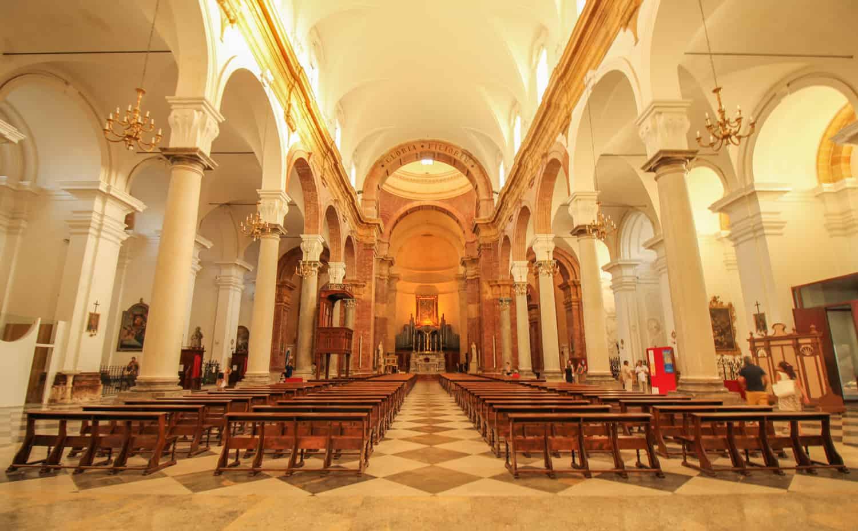 Kathedrale Marsala von innen