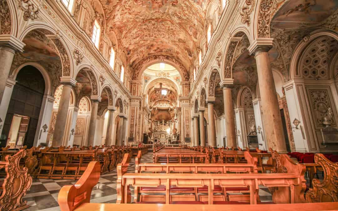 The most beautiful places in the north west of Sicily