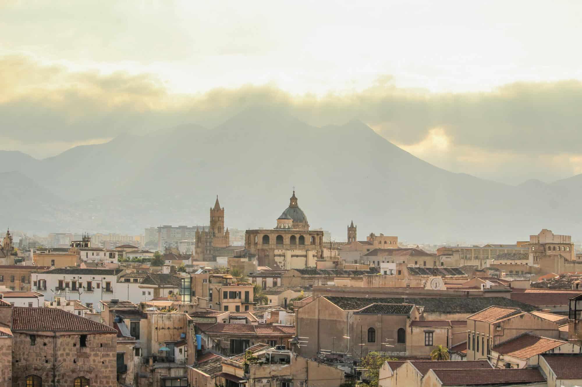 Palermo vom Ambasciatori