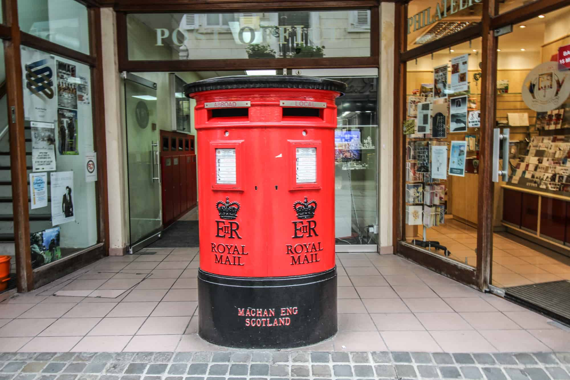 Royal Mail Gibraltar