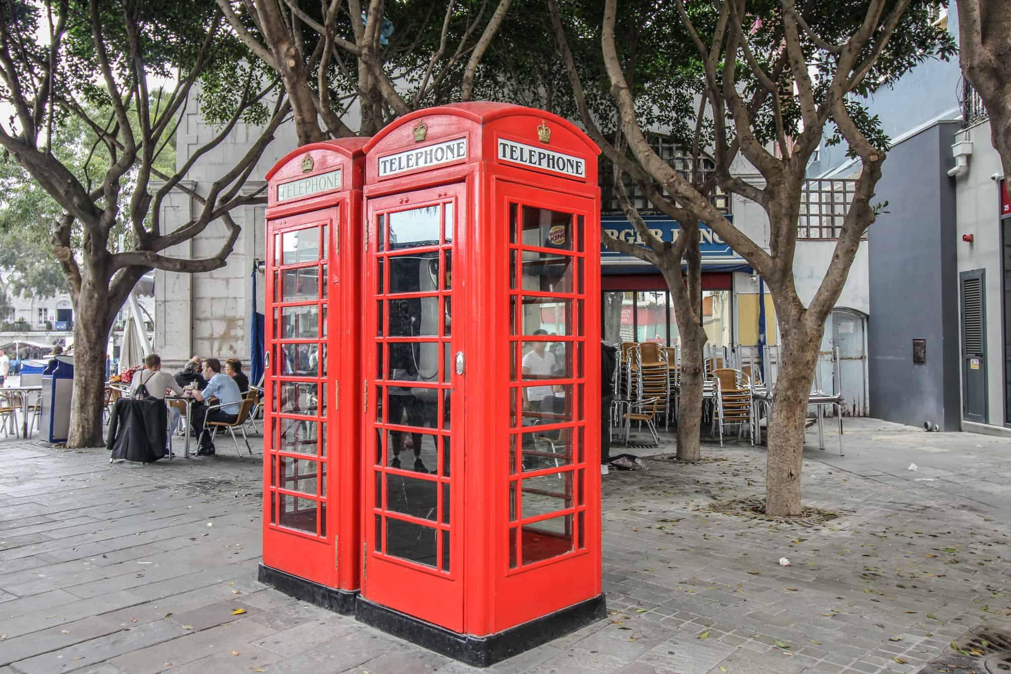 Telephone Gibraltar