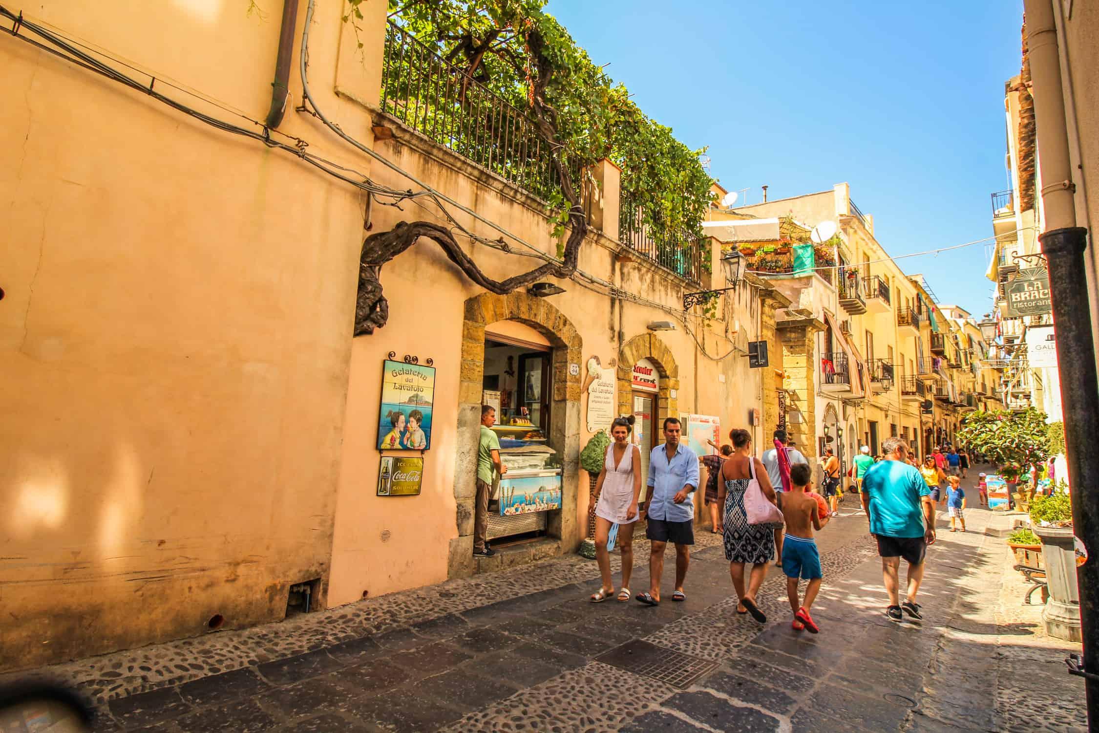 Altstadt Cefalù