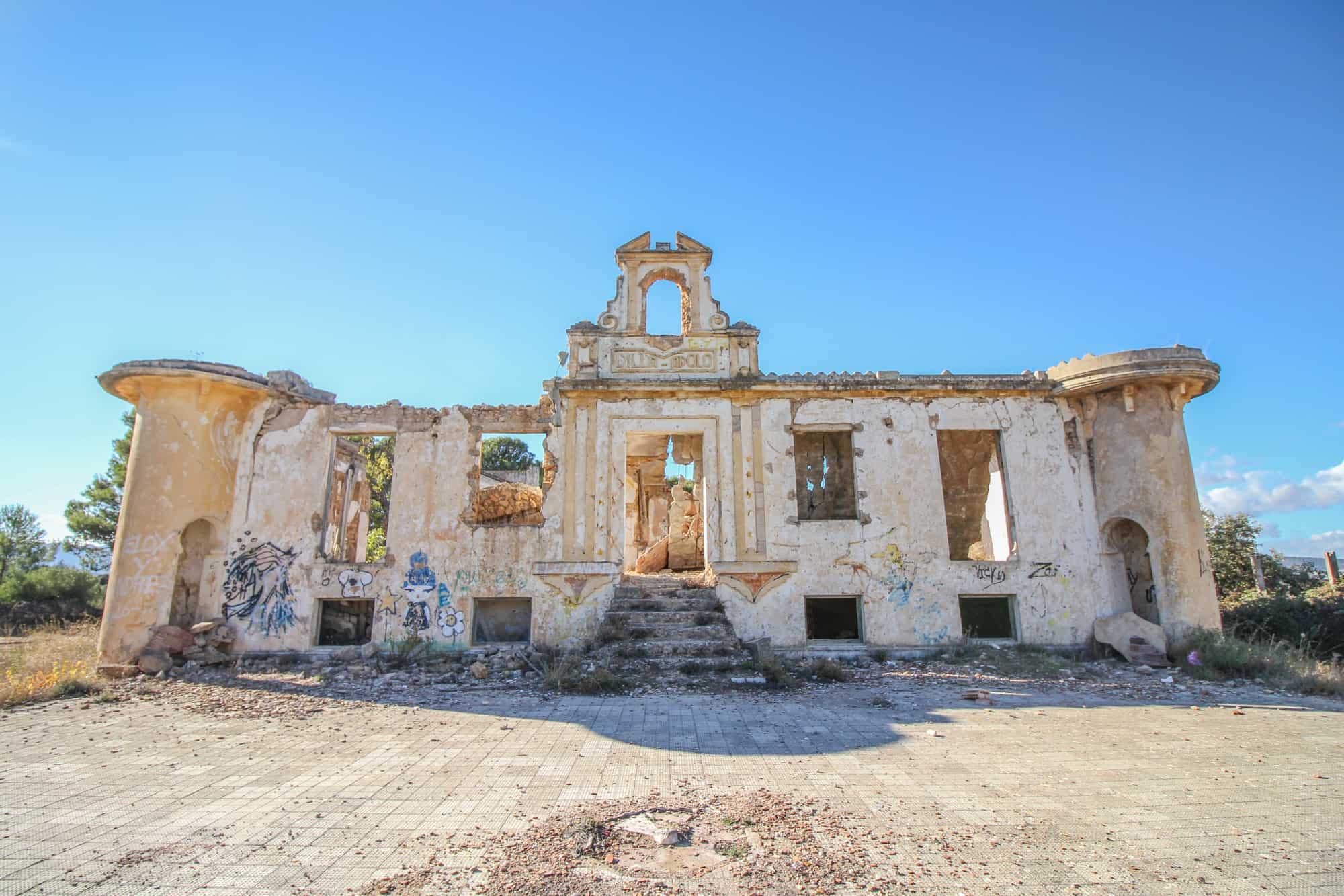 Ruine Ronda
