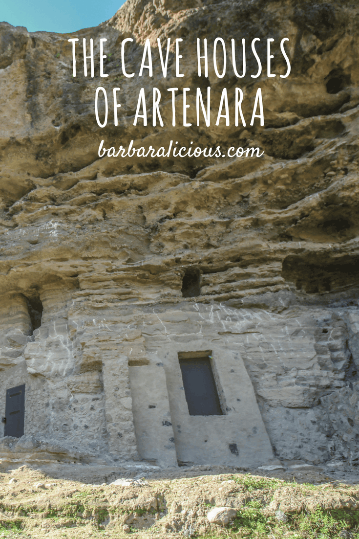 Pin The Caves of Artenara