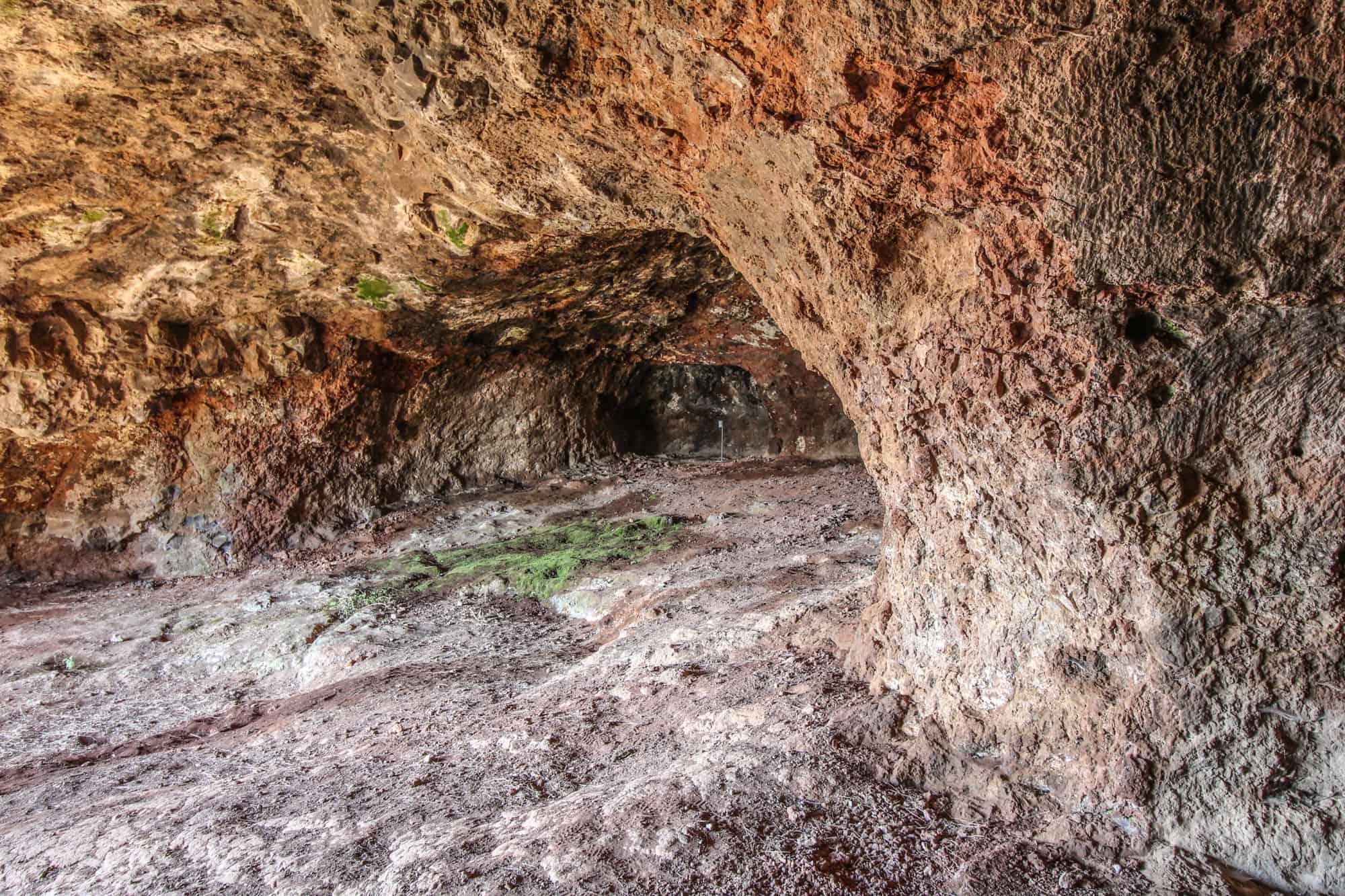 Cuevas del Caballero Artenara