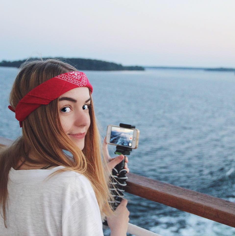 Sarah von Solo Abroad