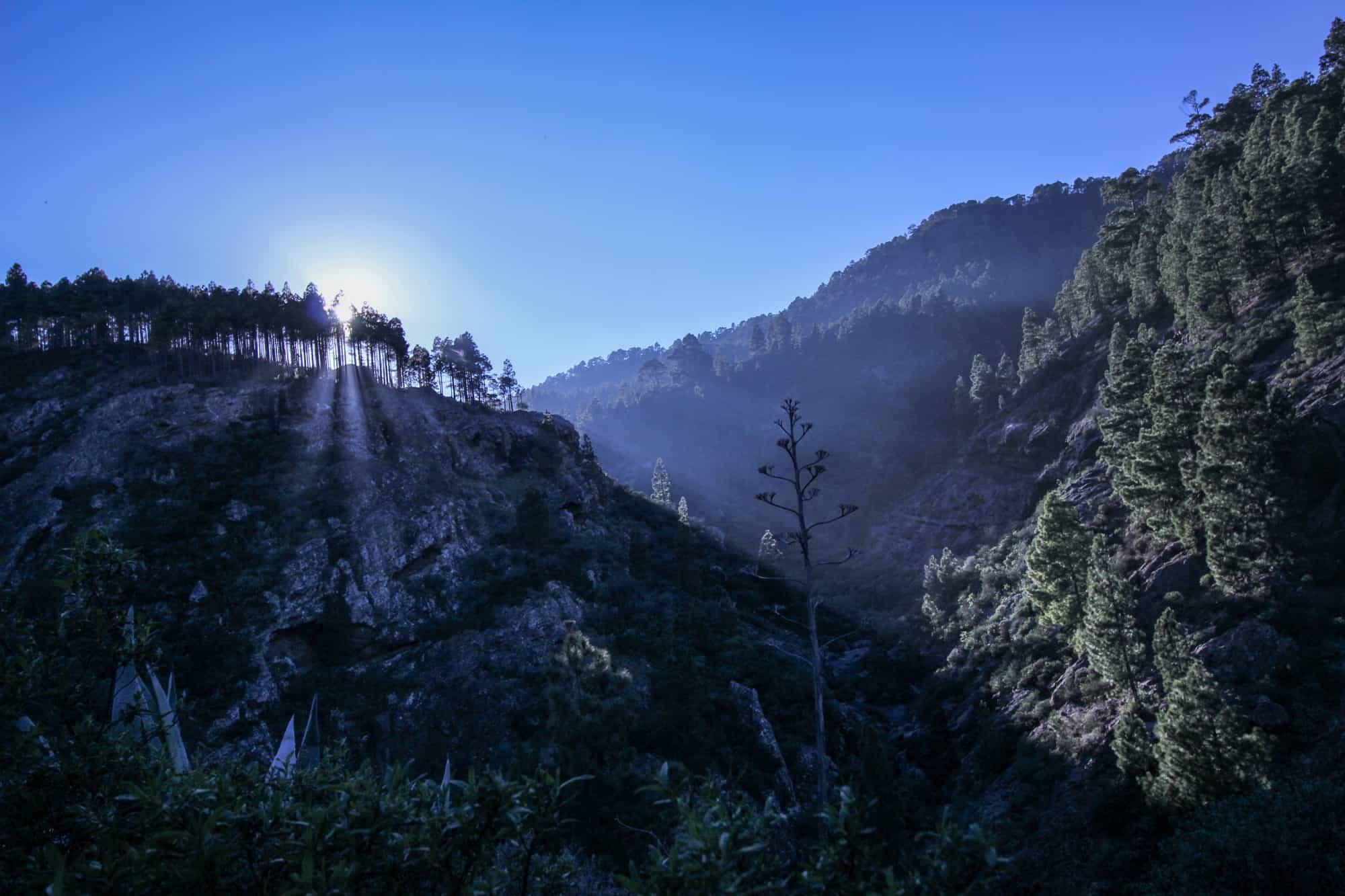 Wandern Artenara