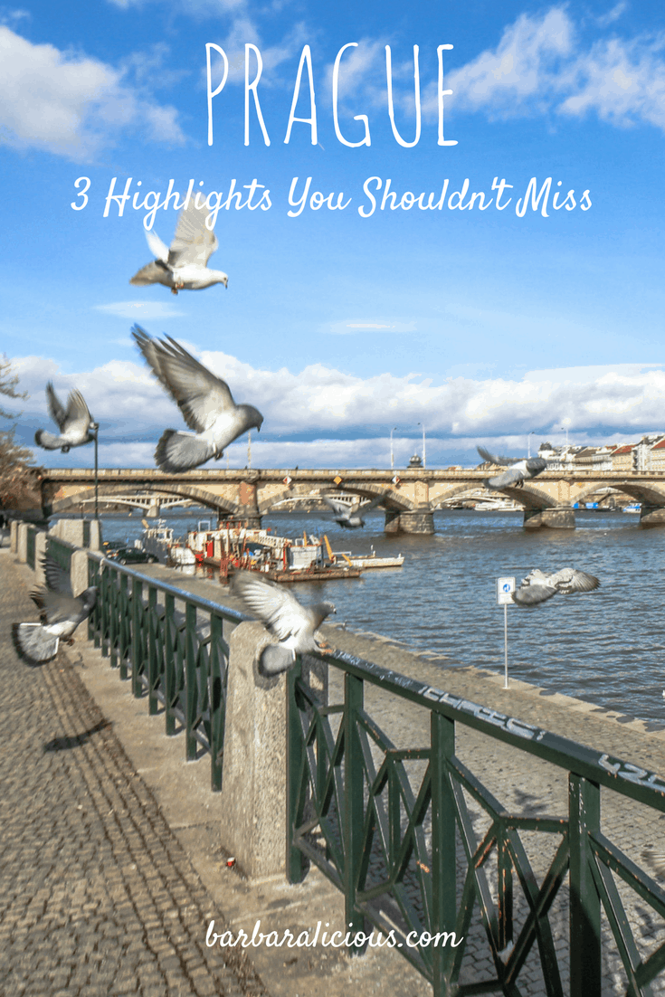 Pin Prague – 3 Highlights You Shouldn't Miss