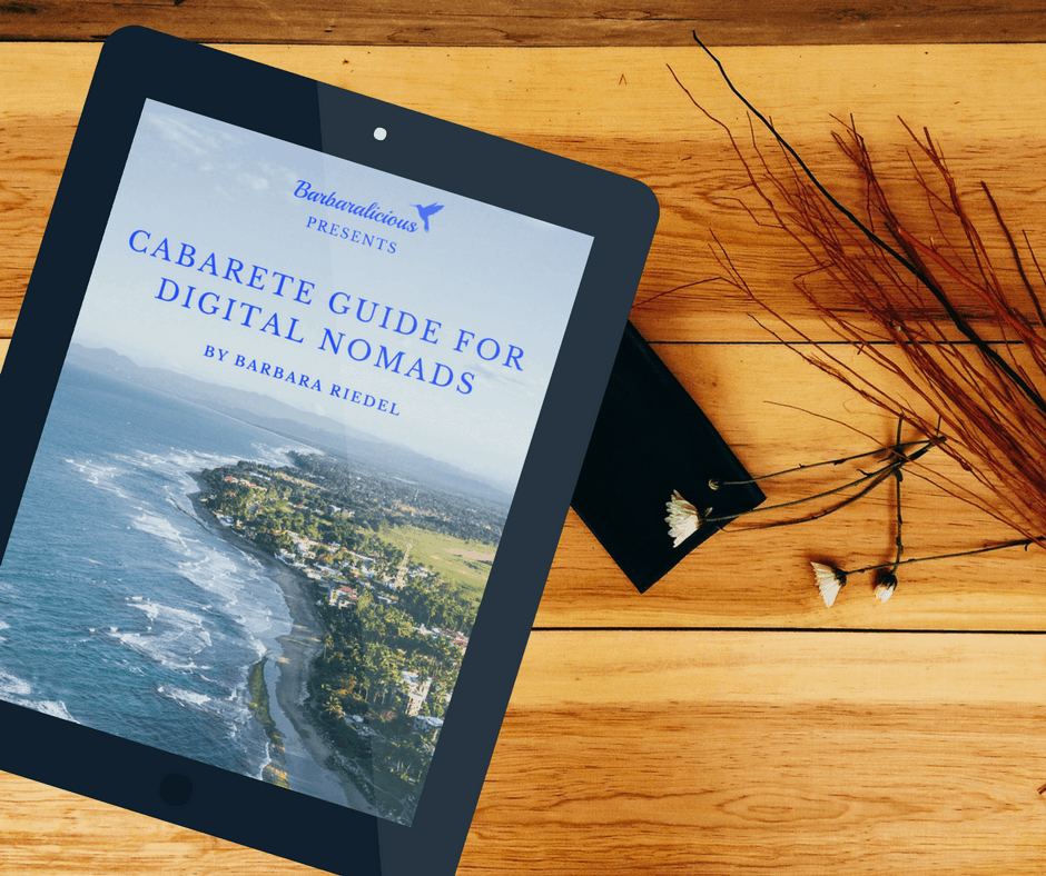 Cabarete Guide iPad
