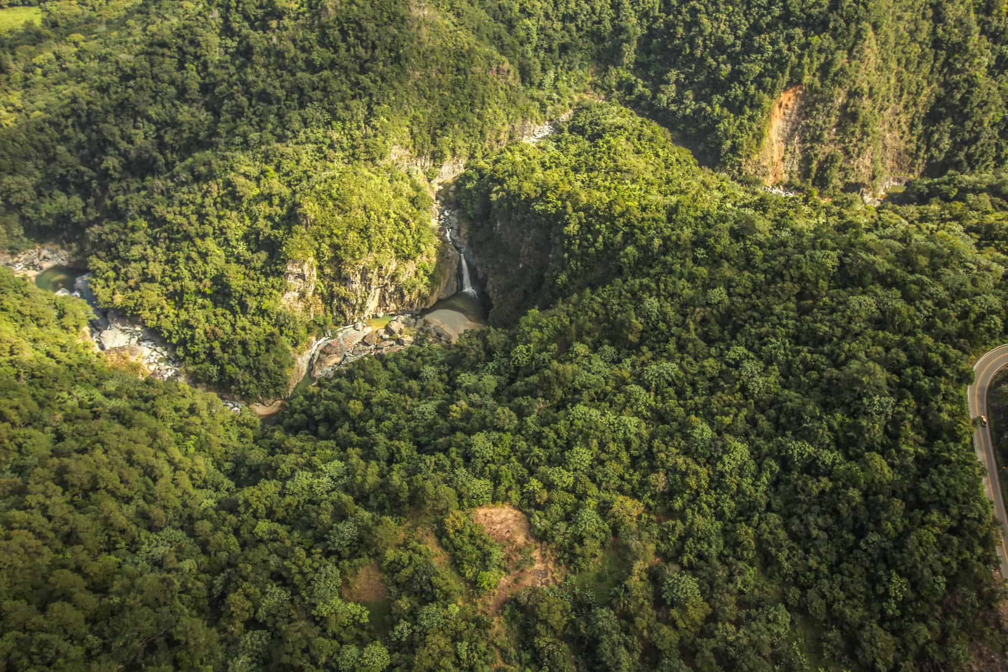 Paragliding Jarabacoa