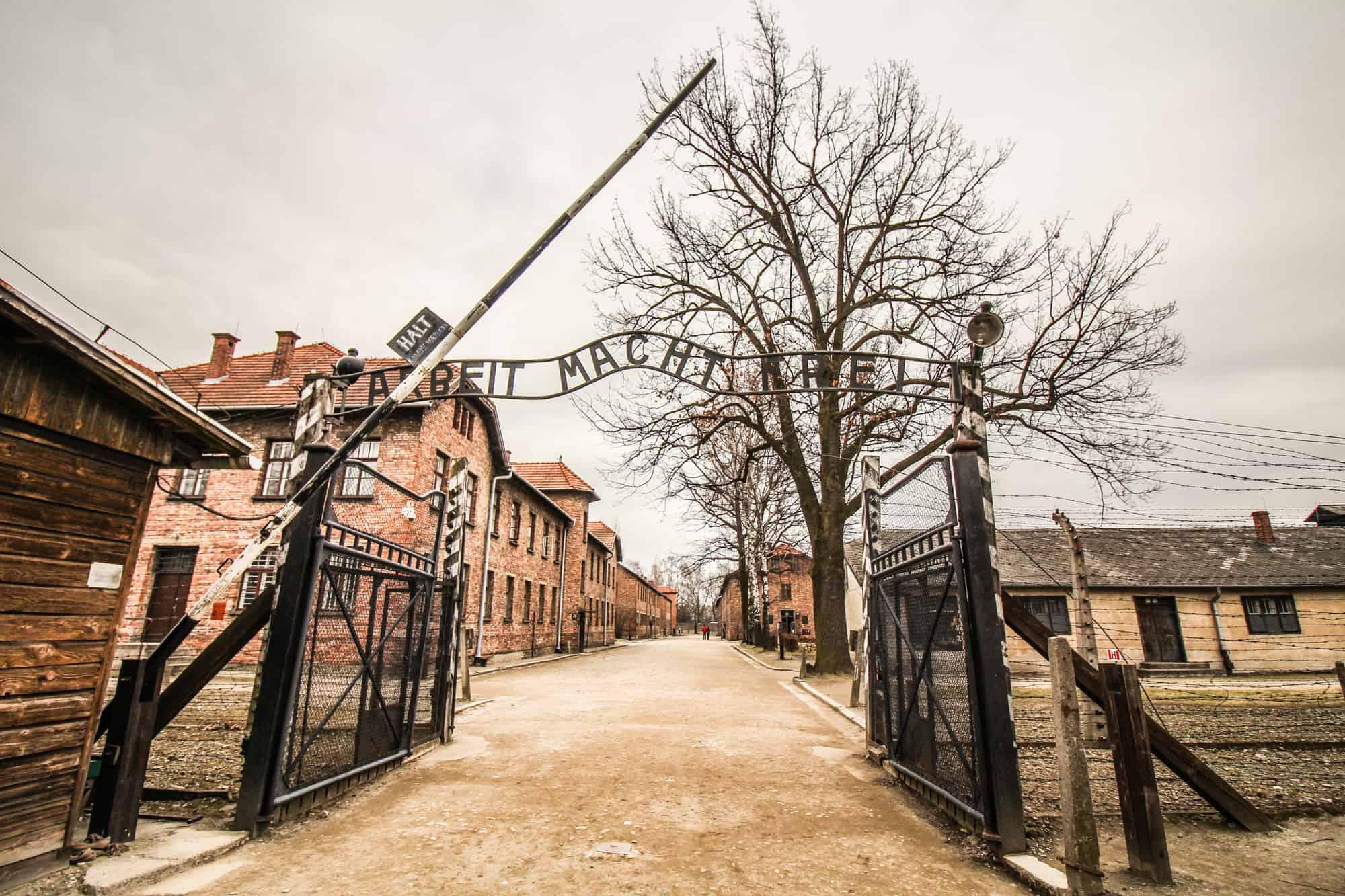 Auschwitz – Arbeit macht frei