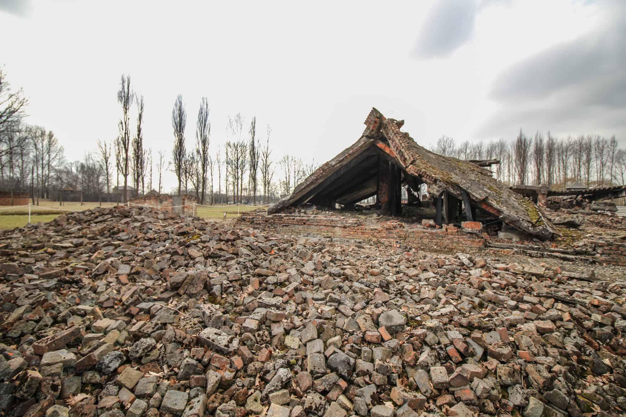 Auschwitz II-Birkenau Gaskammer