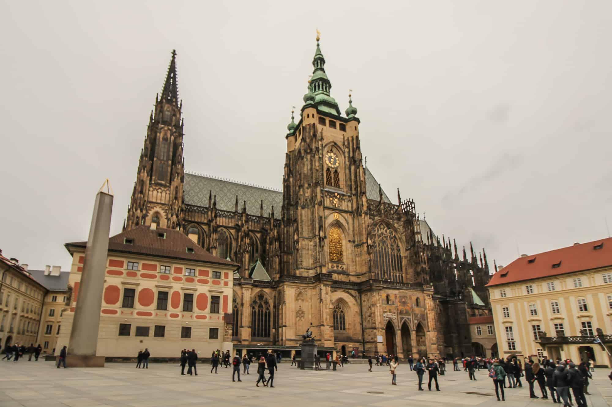 Veidsdom Prag
