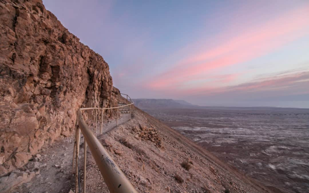 Die Festung von Masada – Ein Mythos von Stolz und Ehre
