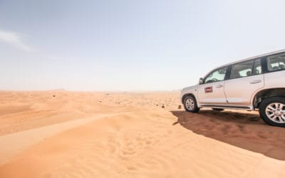 Dune Bashing and Sandboarding in Dubai: The Thrill in the UAE